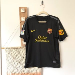 Nike Qatar Foundation Messi Unicef Jersey